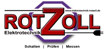 Logo von Elektrotechnik Rotzoll
